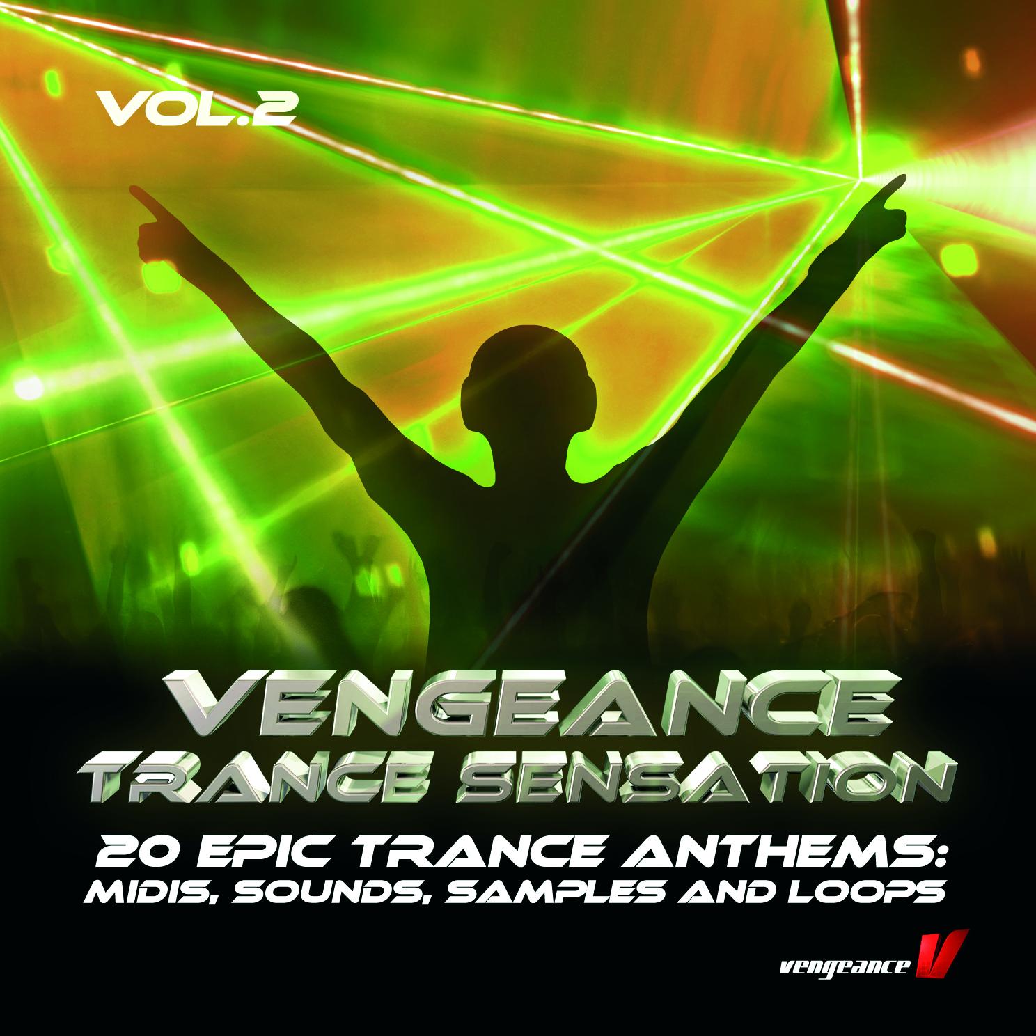Trance Sensation Vol.2 (Vengeance SamplePack)